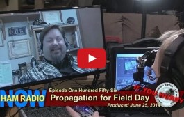 Episode 156: Propagation… for Field Day… if you hurry