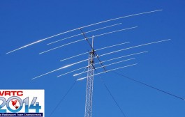 Antenna, Tri-Band Yagi, 20, 15, 10 meters – 2X Arrays TX38