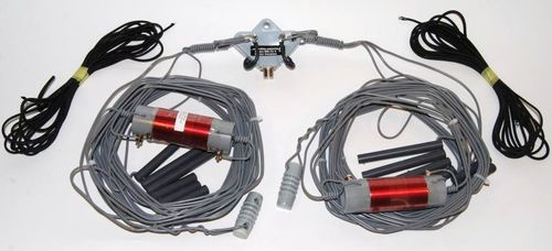 DX-CC multi-band 80, 40, 20, 15 and 10 meter dipole