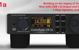 CR-1A COMMUNICATIONS RECEIVER – CommRadio