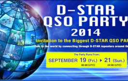 D-STAR QSO Party