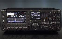 Kenwood TS-990S HF/6m Flagship Base Station Being Built [ Video ]
