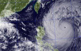 Typhoon hits Central Philippines  – Philippines Amateur Radio Association