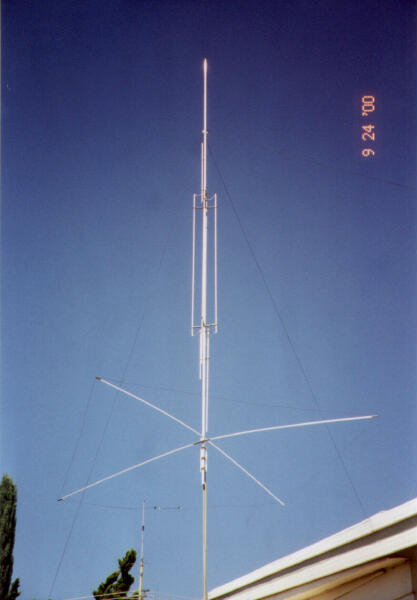 Remarkable, very Gap amateur antenna