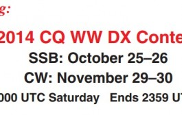 CQ WW DX Contest 2014 – Rules