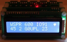 Ultimate3 QRSS / WSPR kit – QRP Beacon