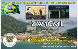 ZW1CML – Day of Amateur Radio in Brazil