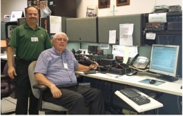 Radio Amateurs Play a Role in Separate Storm Responses