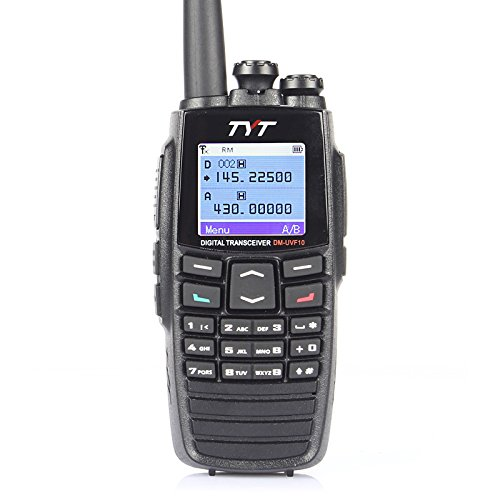 NEW Launch TYT DM-UVF10 DPMR Digital voiceWalkie Talkie VHF + UHF
