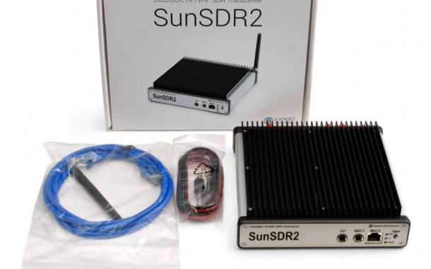The DUC/DDC HF/VHF SunSDR2 transceiver
