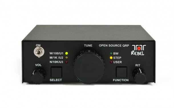 TEN-TEC Rebel Model 506 Open Source QRP CW Transceiver
