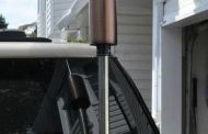 SO-239 antenna ballmount for mobile Station
