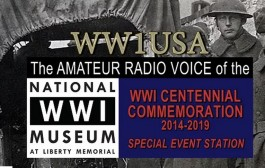 WW1USA  the Amateur Radio voice of the National World War I Museum at Liberty Memorial