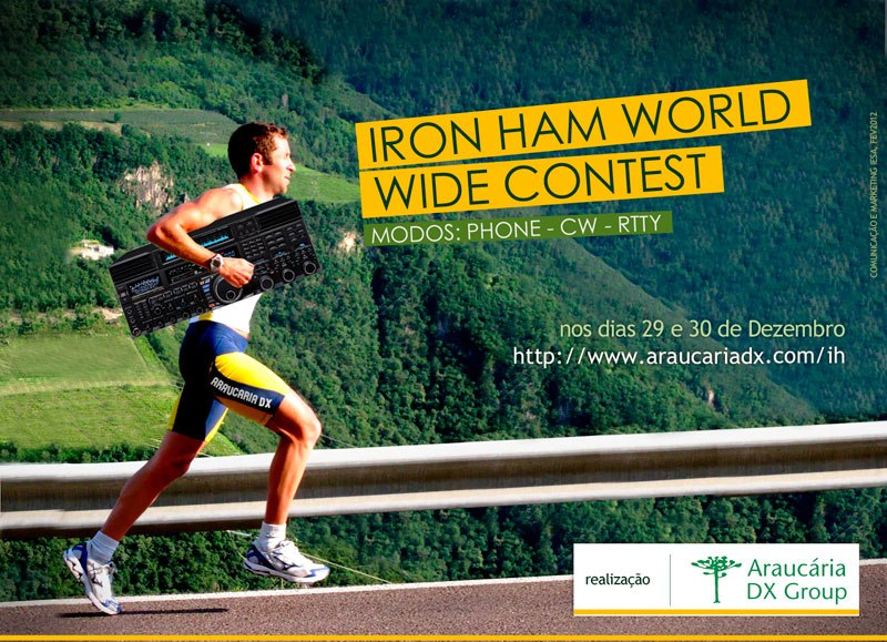 IRON HAM WW CONTEST – ARAUCARIA DX GROUP   – ADXG