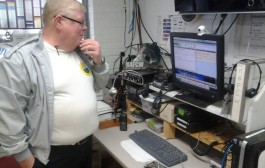 Can you hear me now? Lenoir Amateur Radio Club goes old school, but helps out