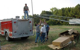 Ham radio in Cleburne ready for disaster