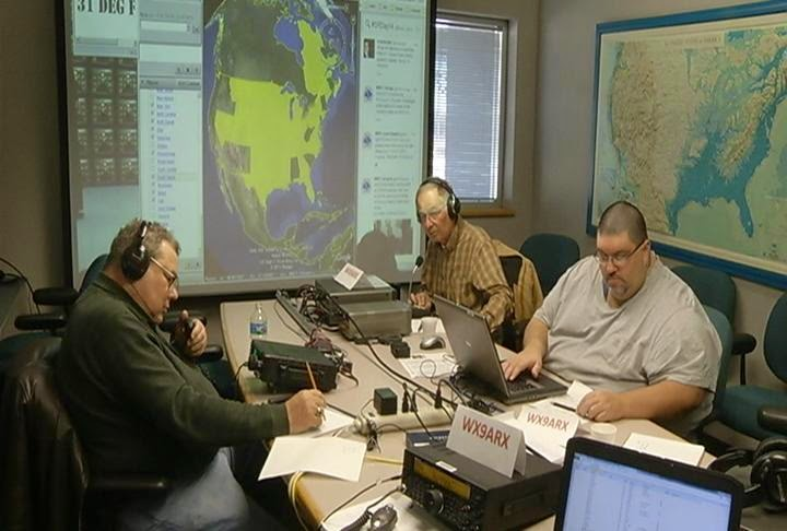 Interior Alaska radio club , weather service will run emergency drill