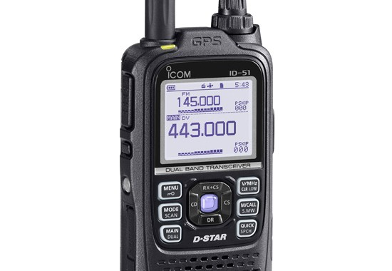 Icom ID-51A review on AmateurLogic.TV