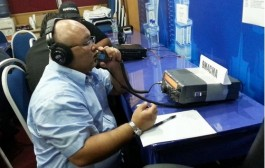 Amateur Radio Volunteers Supporting Emergency Communication Following Flooding in Malaysia and Thailand