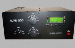 ALPIN 200 – LINEAR AMPLIFIER HF 2KW