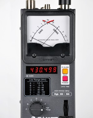 Comet Antenna Analyzer CAA-500
