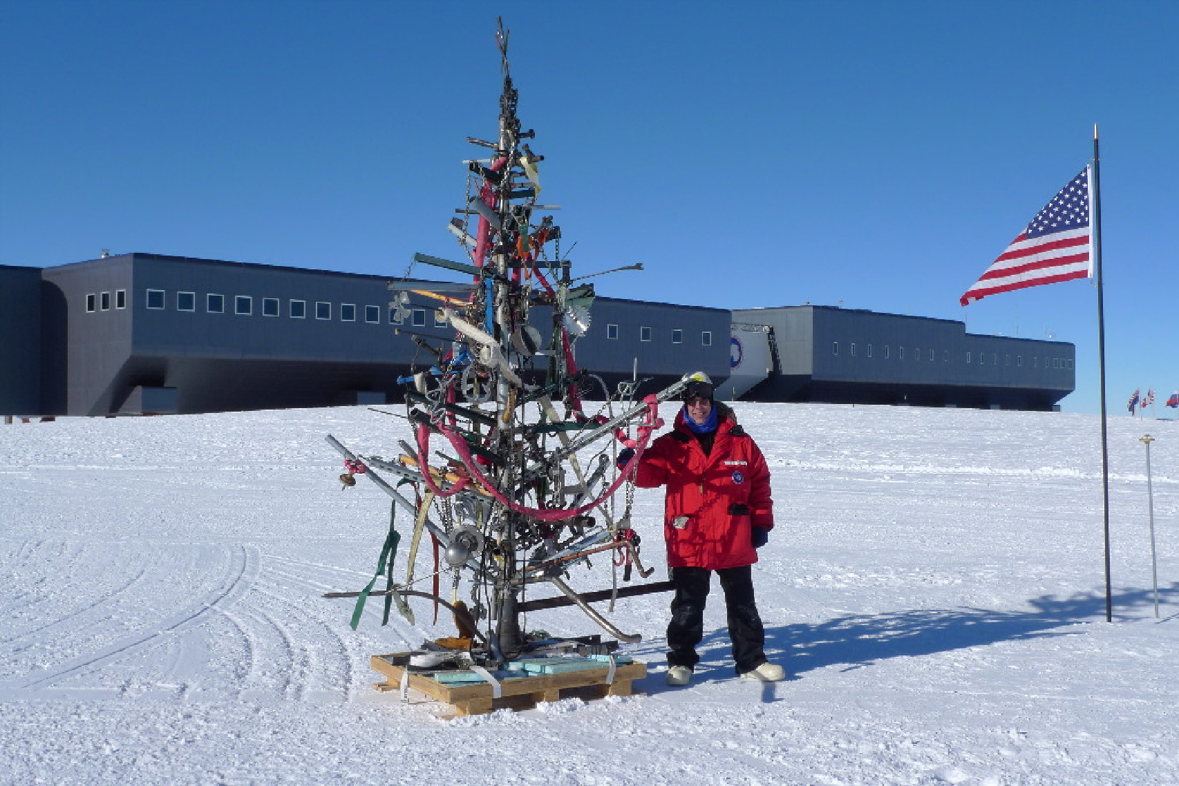 Listen to Christmas in Antarctica