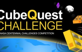 NASA Announces CubeQuest Challenge
