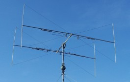 Butternut HF5B 5-Band Butterfly Beam Antenna