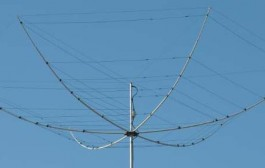 G3TXQ 6 Band Hexbeam Components