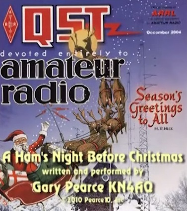 A Ham's Night Before Christmas [ Video ]  ARRL