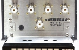 RCS-12  Automatic Remote Antenna Switch
