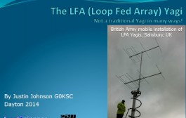 The Loop Fed Array Yagi by G0KSC