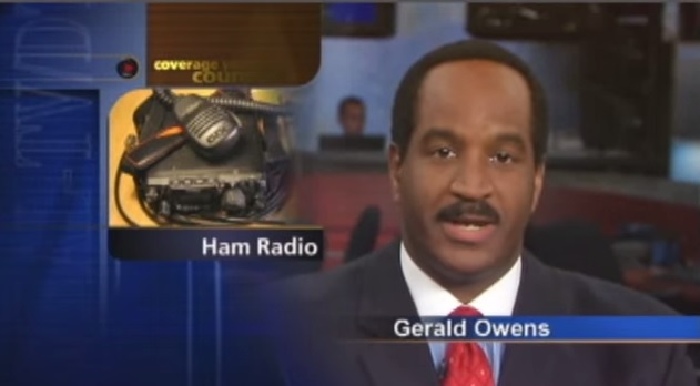 Amateur Radio – Hurricane Katrina interview  [ Video ]