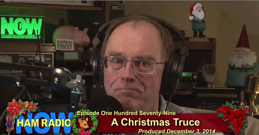 Episode 179: A Christmas Truce, from HamRadioNow