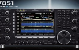 Icom IC 7851 vs IC 7800 Local Oscillator C N Characteristics Comparison