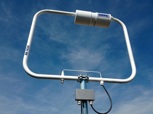 Inac AH-1430 (20, 17, 15, 12, 10 m band) – Antenna
