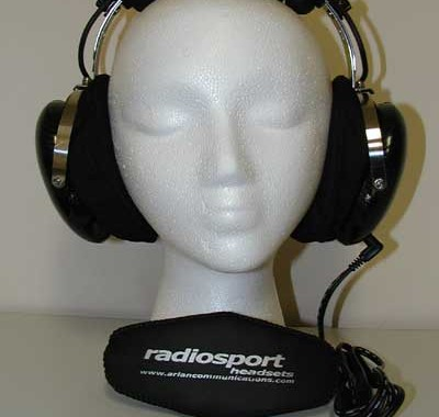 Radiosport RS20S Headset