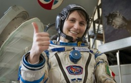 ESA Astronaut Samantha Cristoforetti , IZ0UDF, Conducts First ARISS School Contact