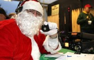 Radio Hams will connect Kids to Santa