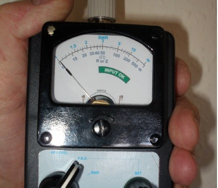 A Poor Man Antenna Analyzer by GM3VLB