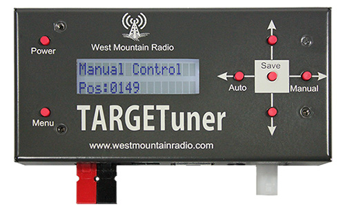 TARGETuner Mobile Antenna Management System