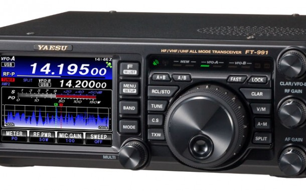 Yaesu FT-991 [ New Video ]