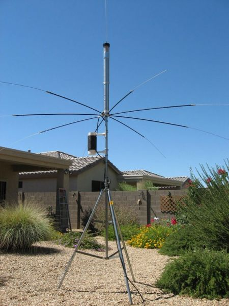 The Antenna Sa 680hp Covers 10 Through 80 Meters Qrz Now