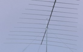ACOM HF Log-periodic antennas