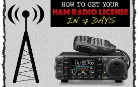How To Get Your HAM Radio License In 7 Days