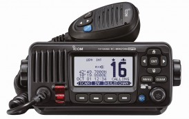 Introducing the IC-M423G VHF/DSC with Integrated GPS Receiver