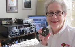 ARRL President Kay Craigie, N3KN, Concluding Nearly 3 Decades as a League Official