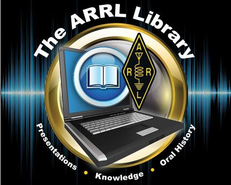 The ARRL Library Goes Live!