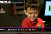 5-year-old passes ham radio exam