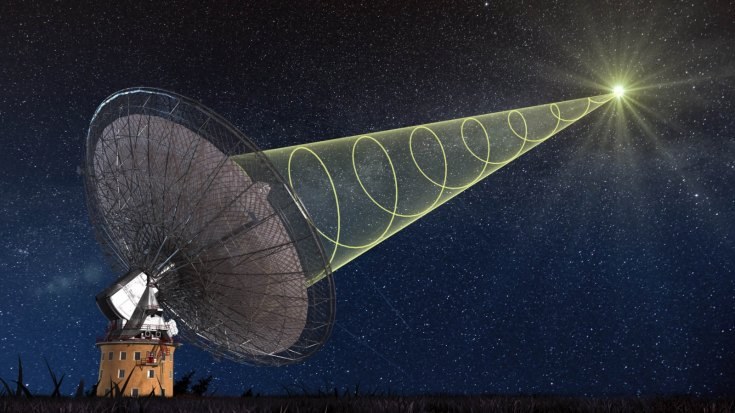 Mystery radio signals from space recorded live from 5.5 billion light years away